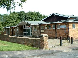 Our main workshop venue, Bowburn Community Association. Image: bowburn.net